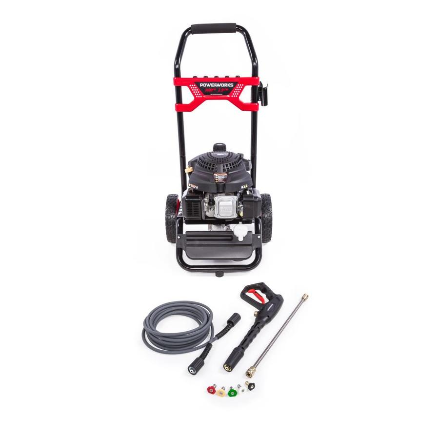 PowerWorks 3100-PSI 2.3-GPM Cold Water Gas Pressure Washer