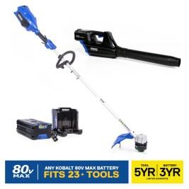 Kobalt Power Equipment Combo Kits #KOC 0280-06