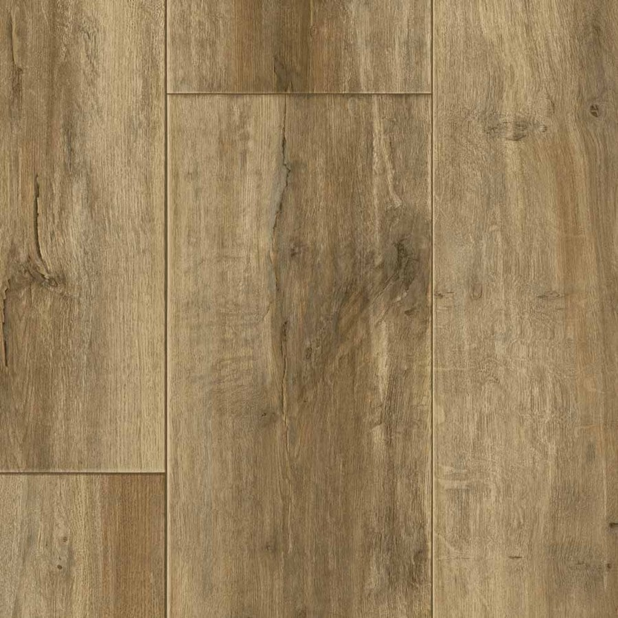 kitchen sheet vinyl flooring gray table and chairs shop ivc 13.167-ft w smoked oak 533 wood low-gloss finish ...