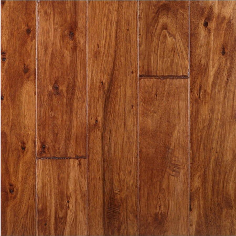 LM Flooring 5in W Prefinished Eucalyptus Engineered