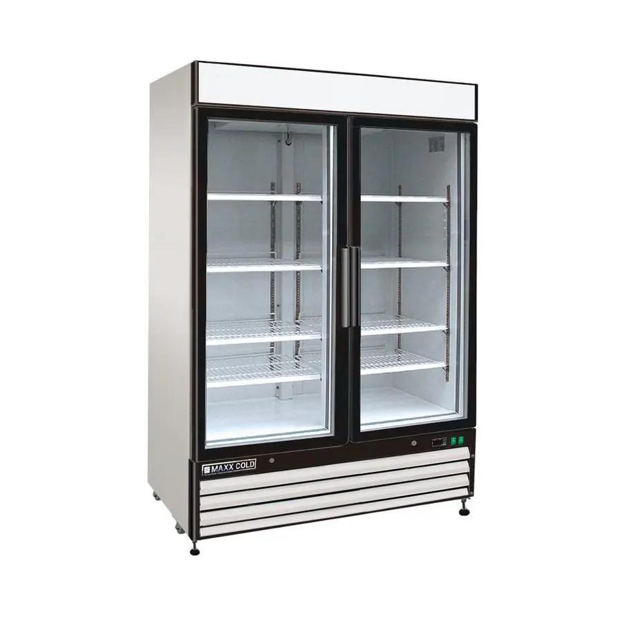 Shop Maxx Cold 48cu ft 2Door Freezerless Freezerless