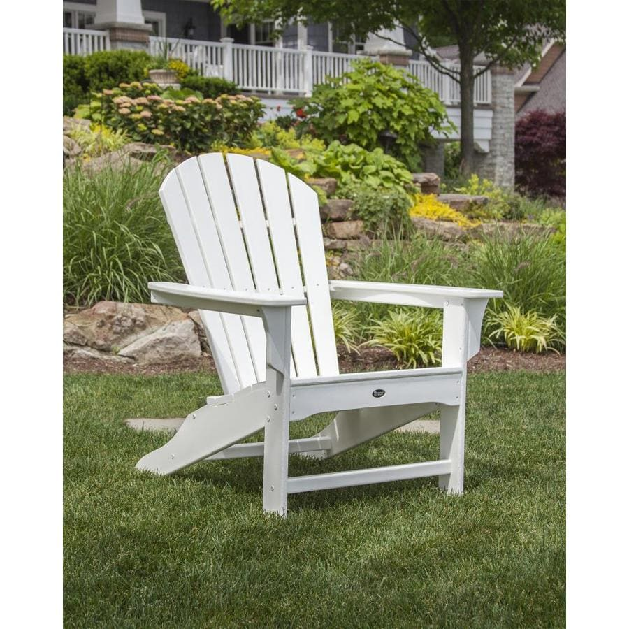 Trex Outdoor Furniture Yacht Club Plastic Stationary