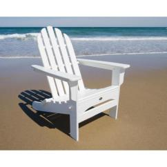 Trex Adirondack Rocking Chairs Rawlings Baseball Chair Outdoor Furniture Cape Cod Plastic With Slat