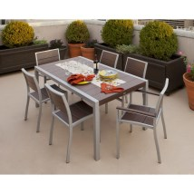 Patio Furniture 7 Piece Dining Sets