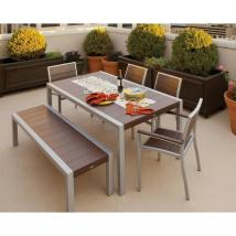 6 Piece Patio Dining Sets Outdoor