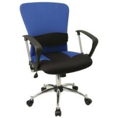 Revolving Chair Assembly Helicopter Accessories Office Chairs At Lowes Com Flash Furniture Blue Contemporary Desk