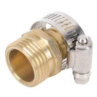 Yardsmith Yardsmith 5/8 In. & 3/4 In. Metal Male Hose ...