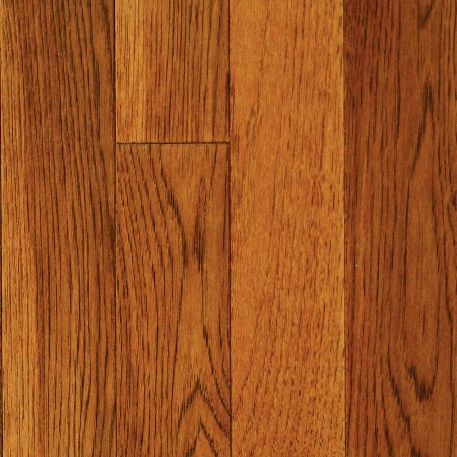 Mullican Flooring Muirfield 4in W Prefinished Hickory Hardwood Flooring Sundance at Lowescom