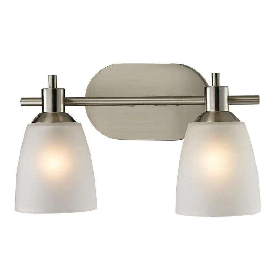 Bathroom Vanity Lights Brushed Nickel