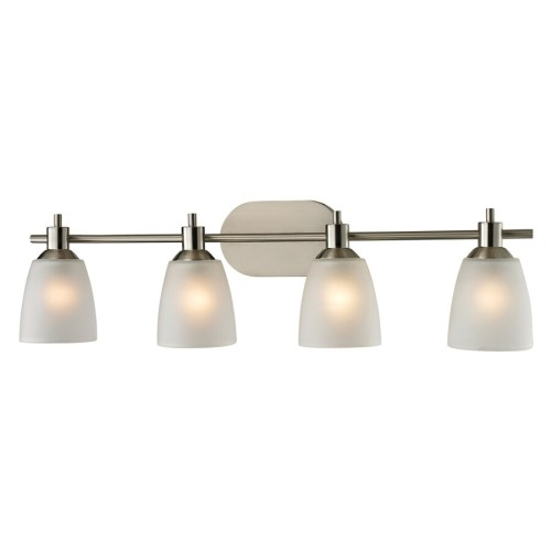 small resolution of westmore lighting fillmore 4 light 31 in brushed nickel oval led vanity light