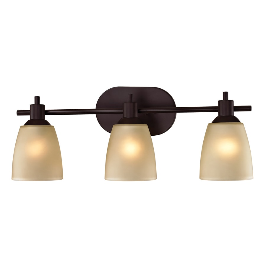 Shop Westmore Lighting Fillmore 3Light 22in Oil rubbed