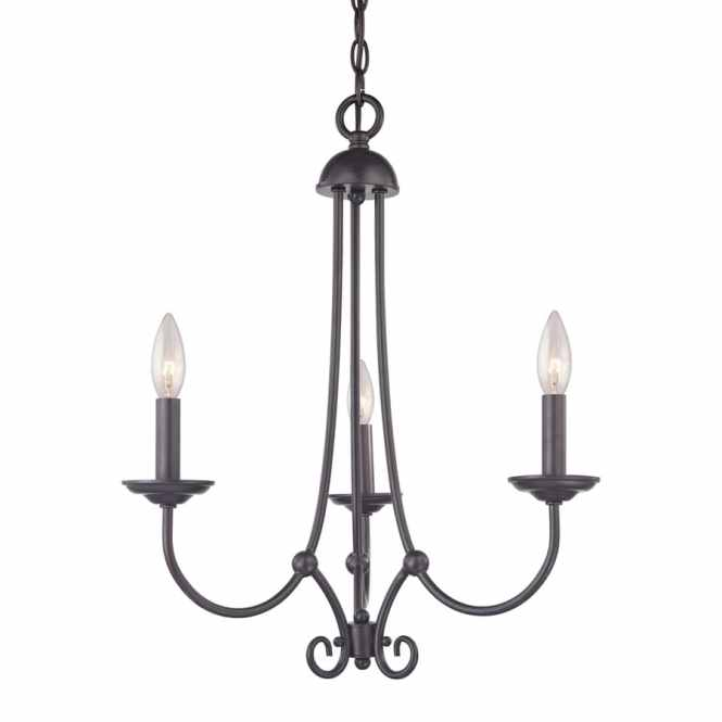 Westmore Lighting Weatherly 20 In 3 Light Oil Rubbed Bronze Candle Chandelier