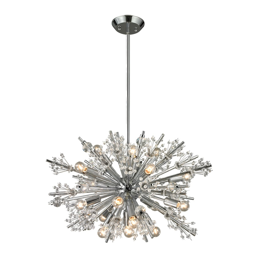 Shop Westmore Lighting Gamma 20-in 16-Light Polished