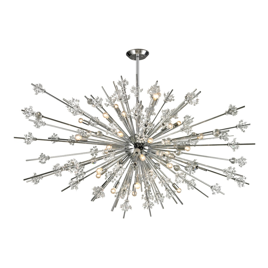 Shop Westmore Lighting Gamma 19-Light Polished Chrome