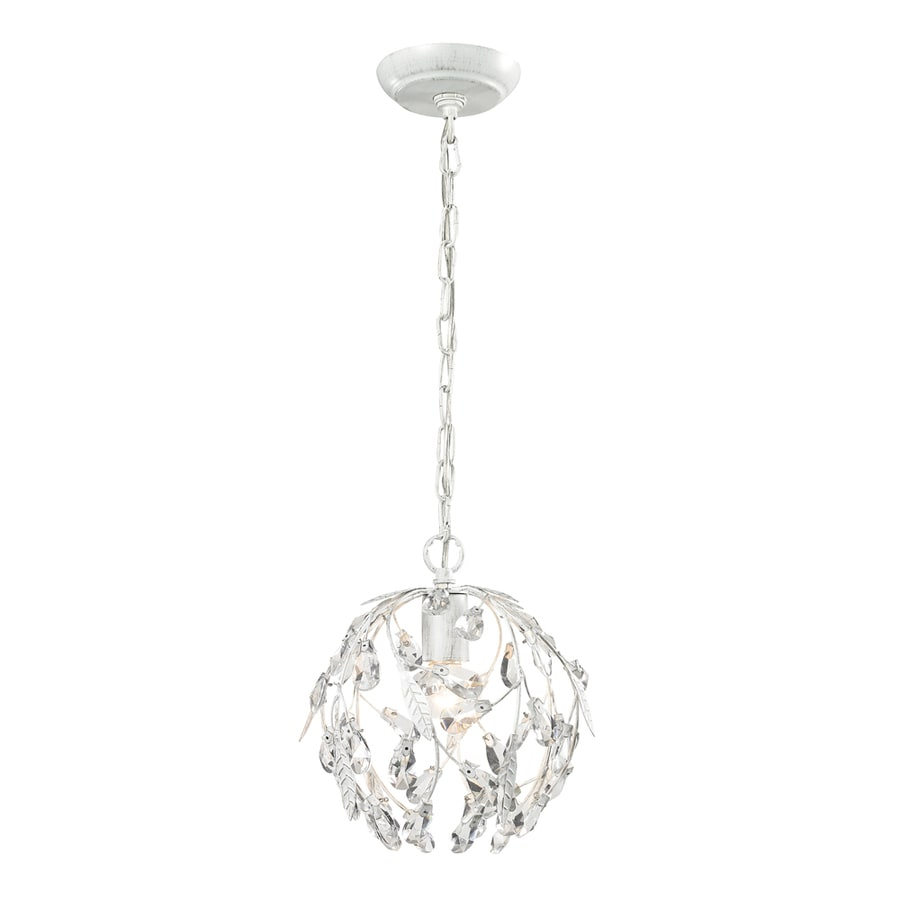 Westmore Lighting Faun Antique White Mini Transitional