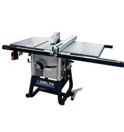 delta 5000 10 in carbide tipped blade 15 amp table saw [ 900 x 900 Pixel ]