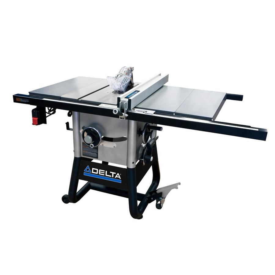 medium resolution of delta 5000 10 in carbide tipped blade 15 amp table saw
