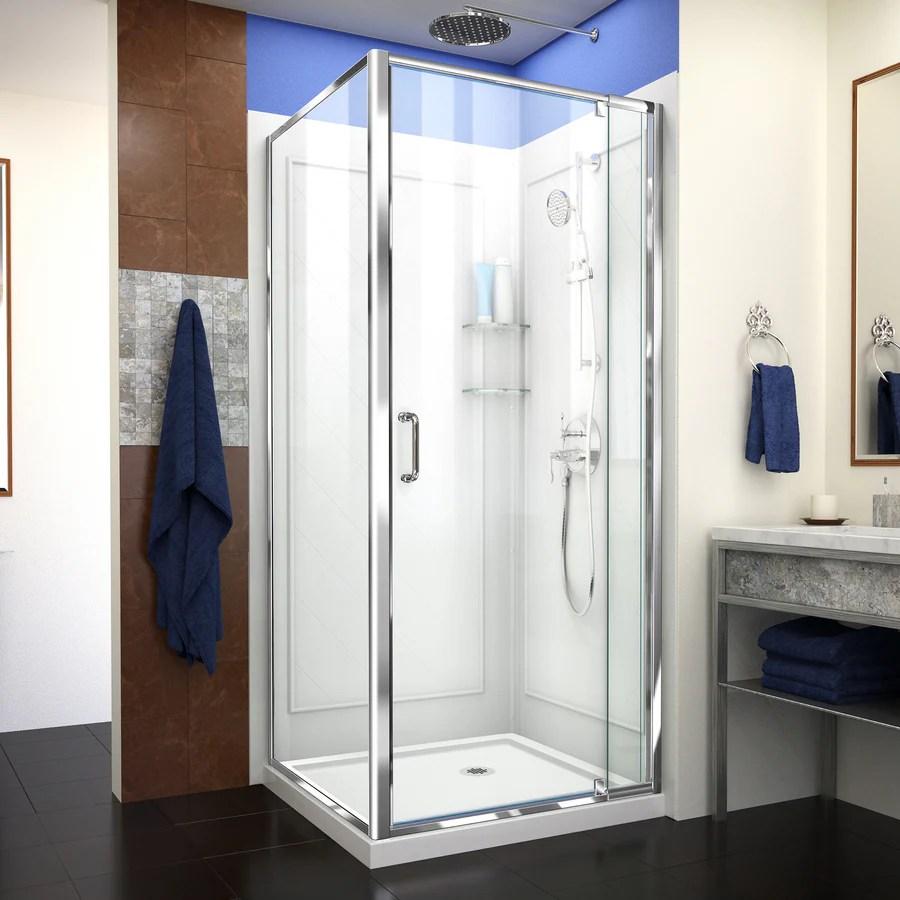 Walk Shower Kits Seat