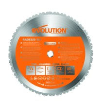 Evolution 14-in 36-tooth Tungsten Carbide-tipped Steel