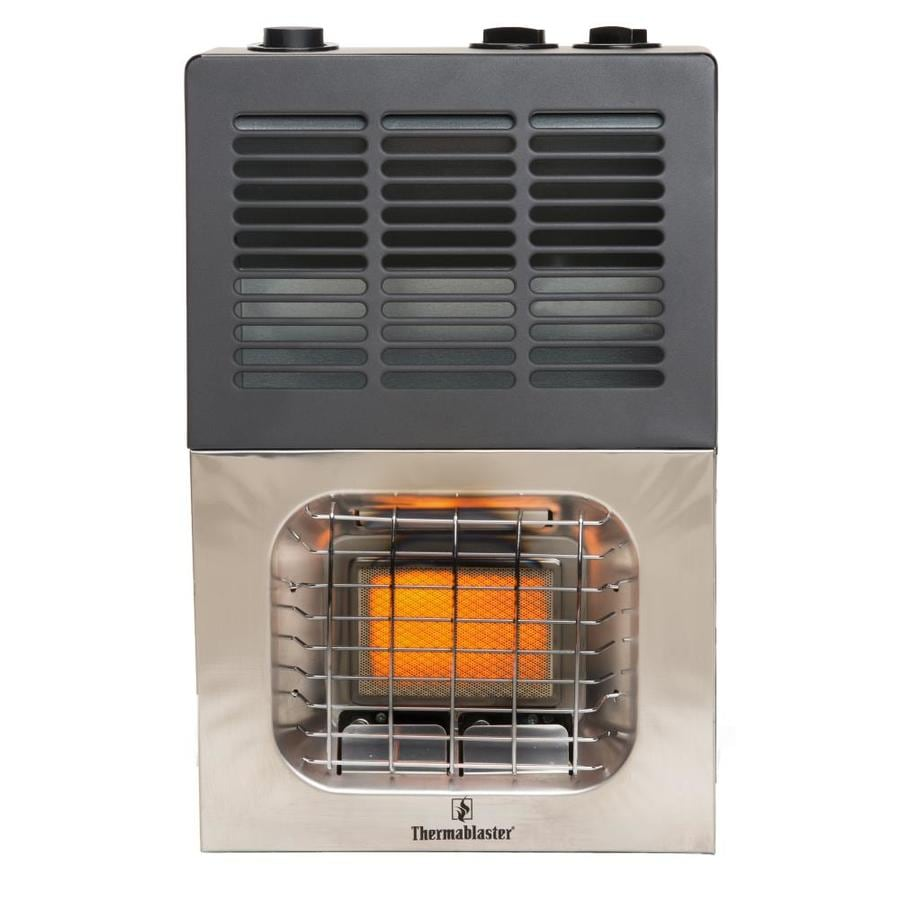 Thermablaster 6000BTU WallMount Natural Gas or Liquid Propane VentFree Infrared Heater at