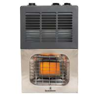 Shop Thermablaster 6,000-BTU Wall-Mount Natural Gas or ...