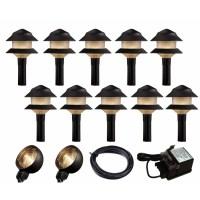Lowes Landscape Lighting Kits | Lighting Ideas