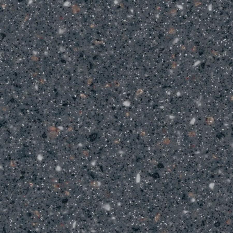 Shop LG HIMACS Graphite Granite Solid Surface Kitchen
