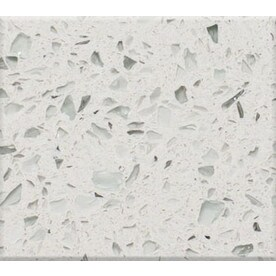 recycled glass kitchen countertops unfinished cabinets home depot countertop samples at lowes com curava himalaya sample