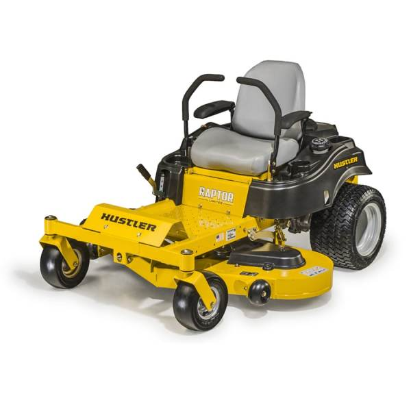 Hustler Raptor L 24-hp -twin Dual Hydrostatic 52-in -turn Lawn Mower