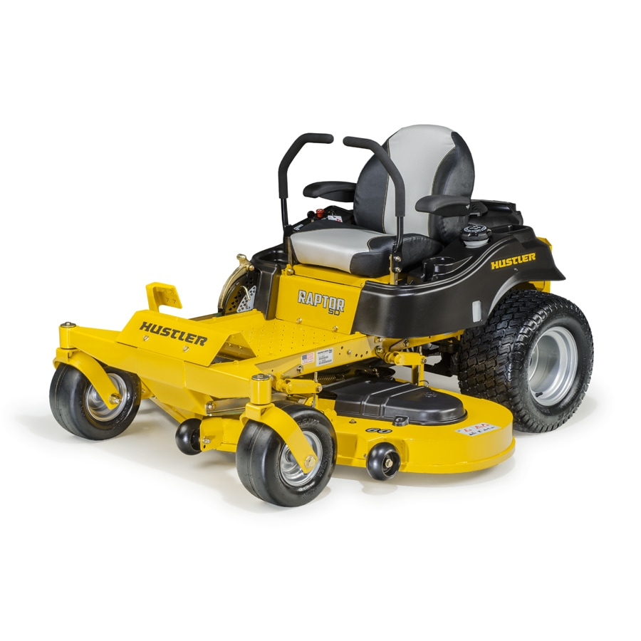 hight resolution of hustler raptor sd 25 hp v twin dual hydrostatic 60 in zero turn lawn mower with mulching capability kit sold separately
