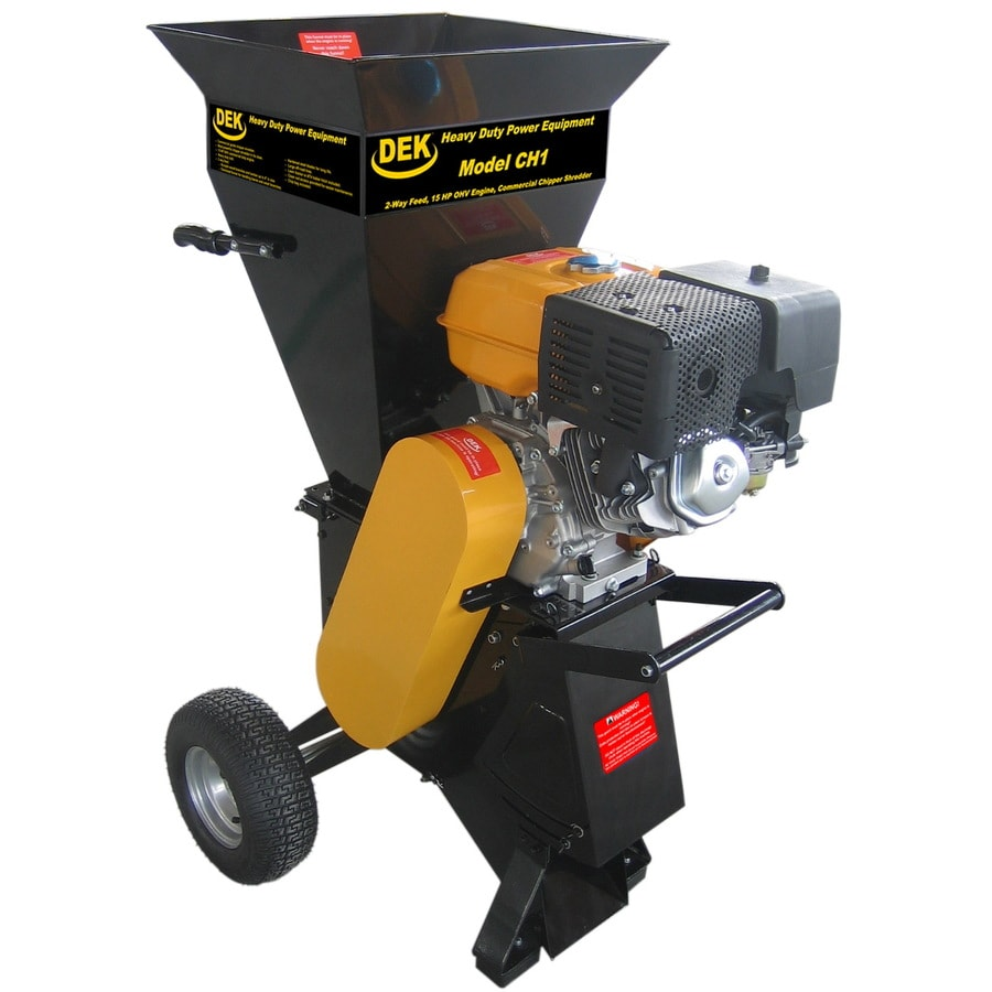 Yard Force Leaf Shredder