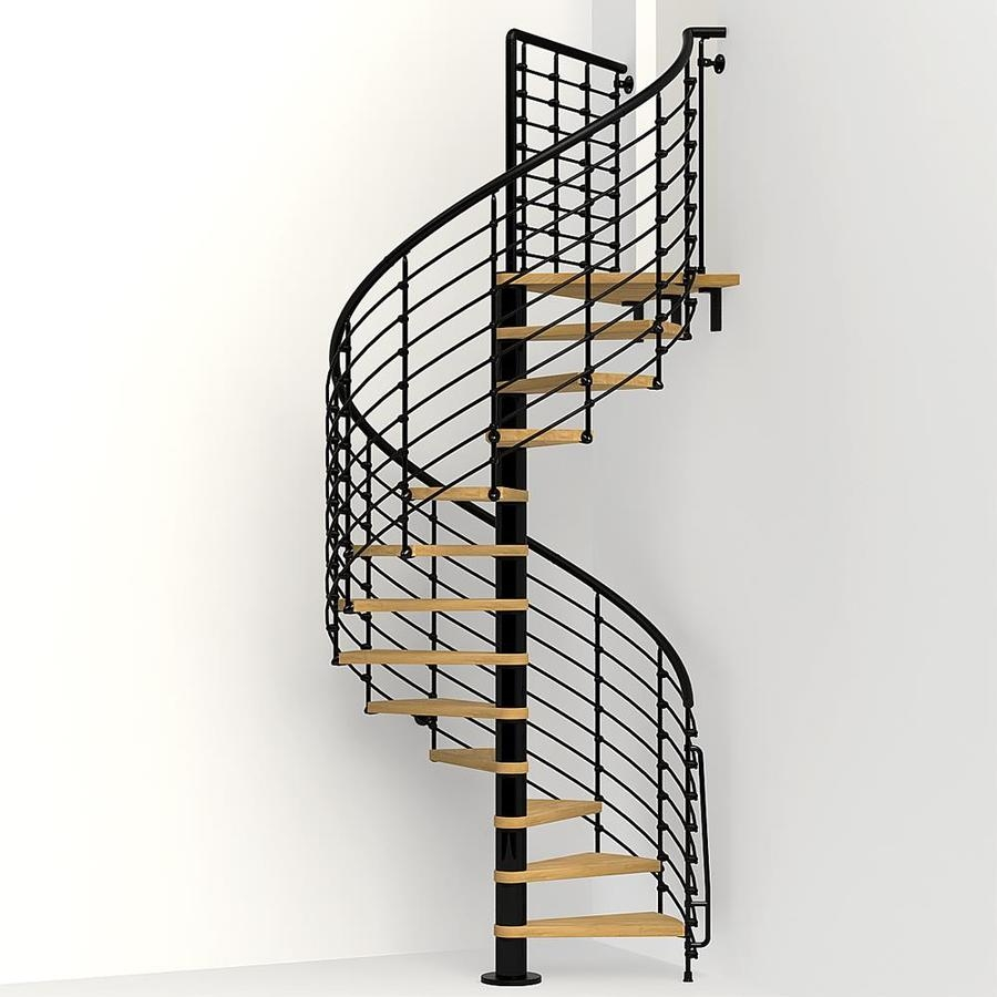 Staircase Kits At Lowes Com   Spiral Staircase For Sale Craigslist   Wrought Iron   Railing   Stairway   Staircase Kits   Handrail