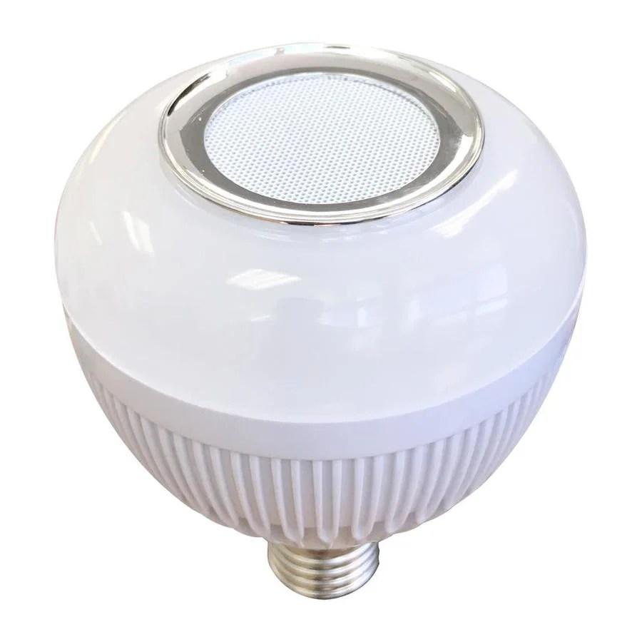 Bluetooth Light Bulb Speaker Lowes