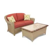 Garden Treasures 2-piece Pensacola Patio Furniture Set