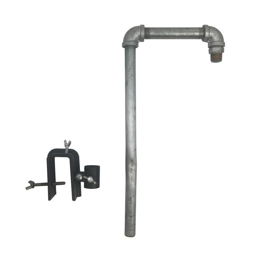 gardenique faucet 7 68 in h metal