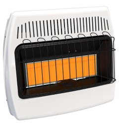 dyna glo 30000 btu wall or floor mount natural gas vent free infrared heater [ 900 x 900 Pixel ]