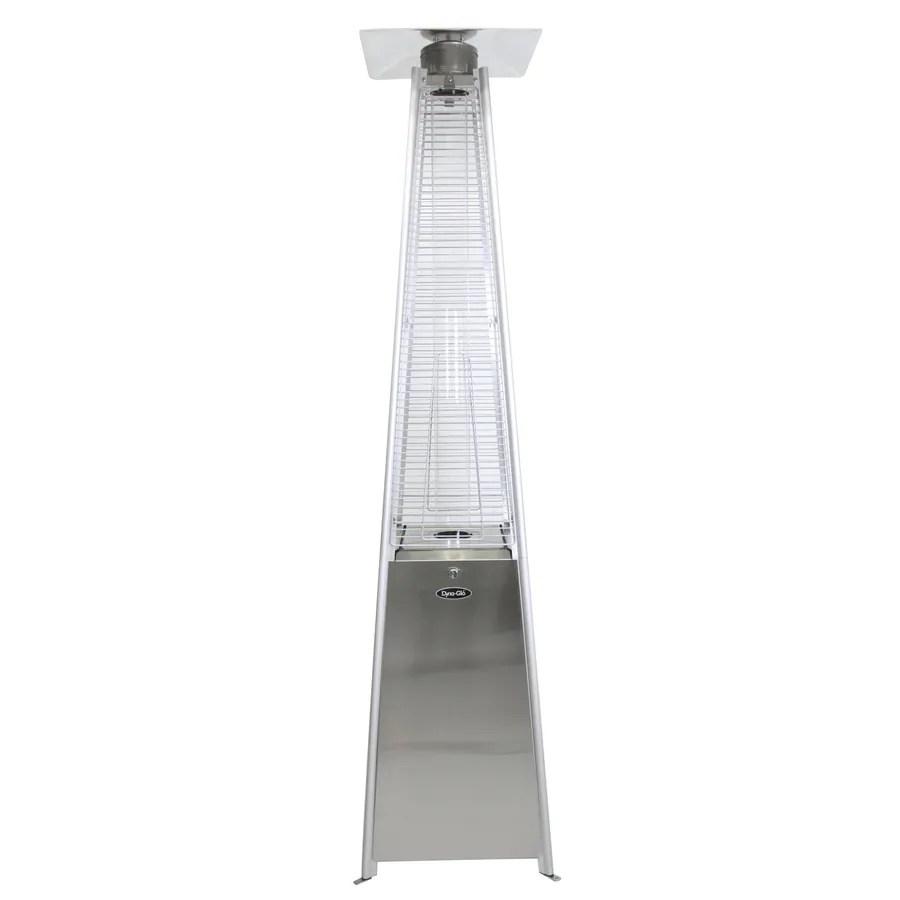 dyna glo 42000 btu stainless steel