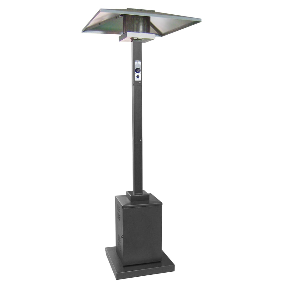 gas patio heaters department at lowes