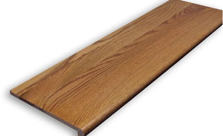 Stairtek Stairtek Retrotread 11 5 In X 36 In Gunstock | 36 Inch Oak Stair Treads