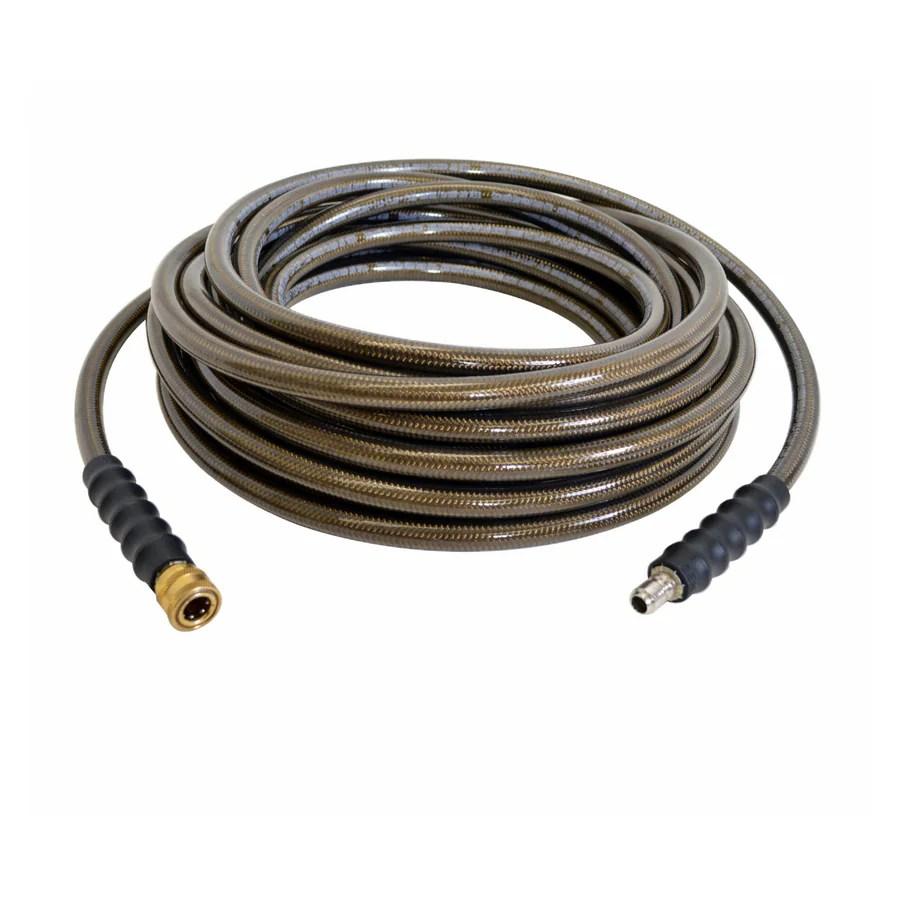 medium resolution of simpson 100 ft pressure washer hose