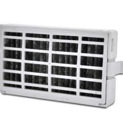 whirlpool fresh flow refrigerator air filter [ 900 x 900 Pixel ]