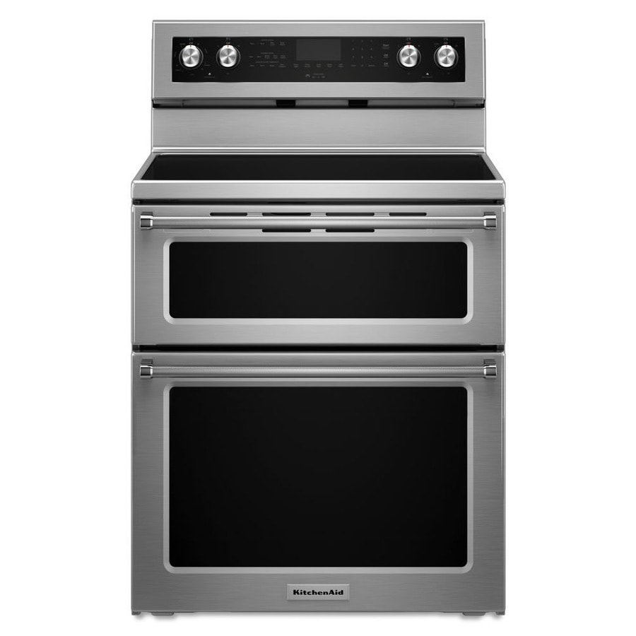 KitchenAid 30 In Smooth Surface 5 Element 42 Cu Ft 25