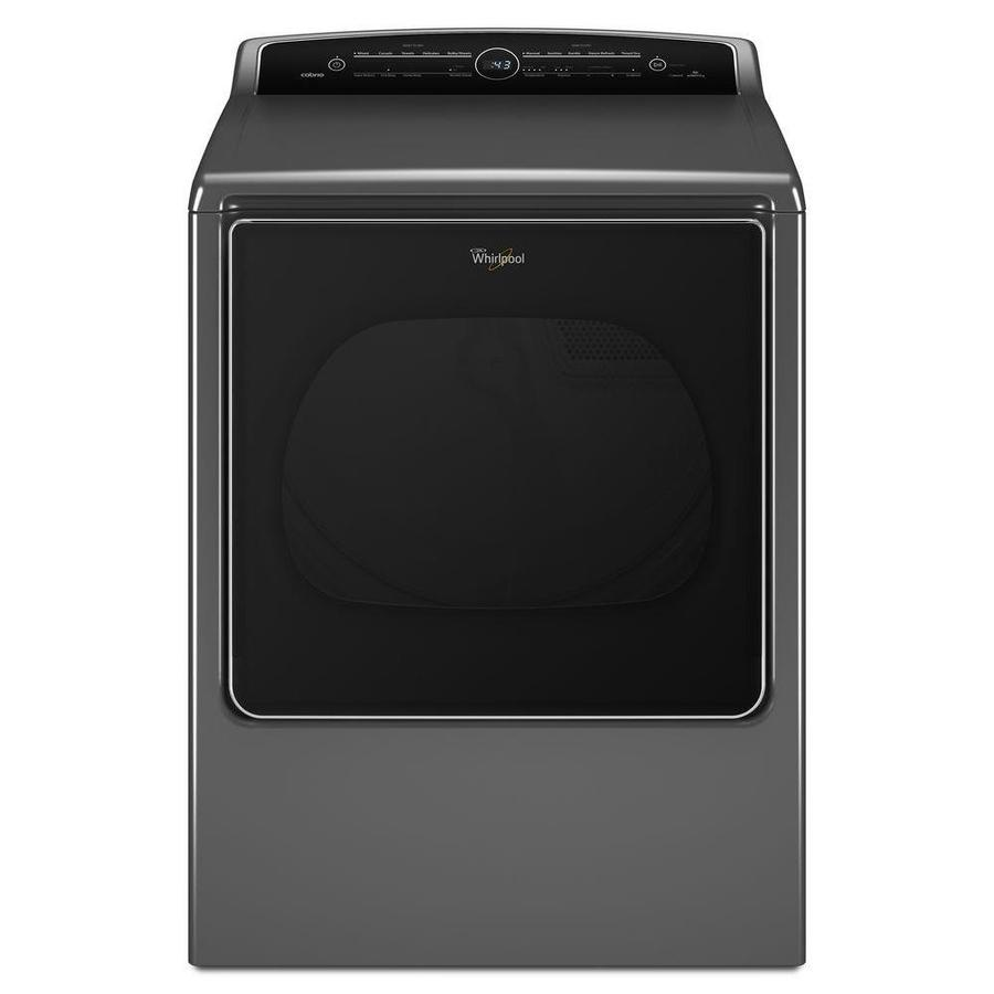 hight resolution of whirlpool 8 8 cu ft electric dryer chrome shadow energy star