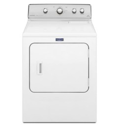 maytag centennial 7 cu ft electric dryer white  [ 900 x 900 Pixel ]