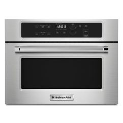 Lowes Kitchen Aid Ceiling Fans For The Shop Kitchenaid 1.4-cu Ft Built-in Microwave With Sensor ...