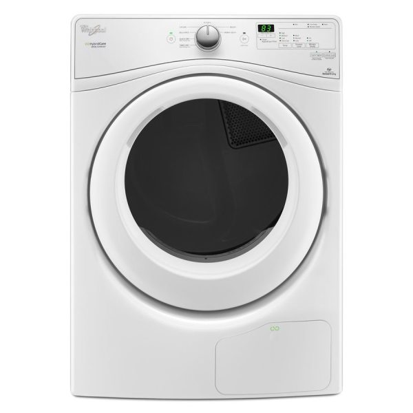 Whirlpool Electric Stackable Washer and Dryer