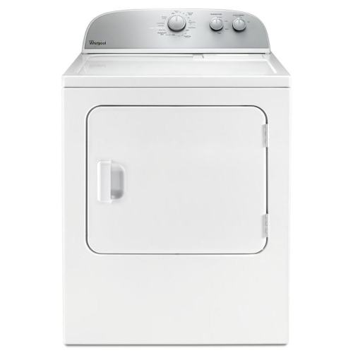 small resolution of shop whirlpool 5 9 cu ft electric dryer white at lowes com whirlpool dryer power cord installation 4 prong dryer plug installation