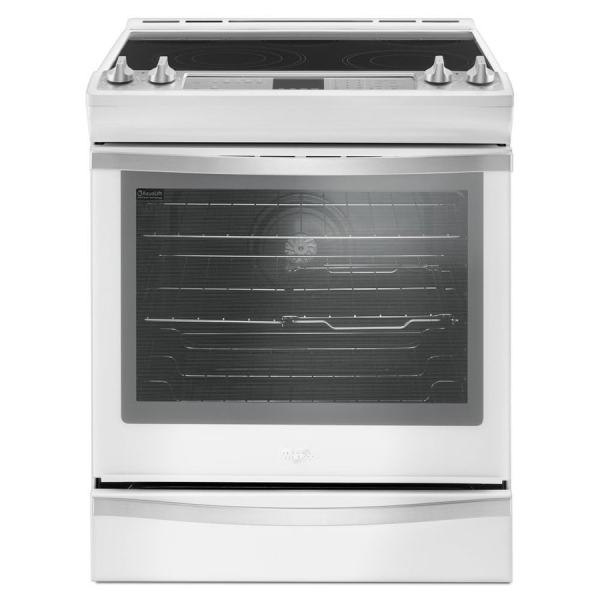 Whirlpool Smooth Surface 5-element -cleaning