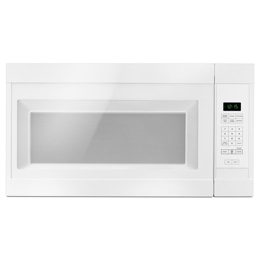 white over the range microwaves at