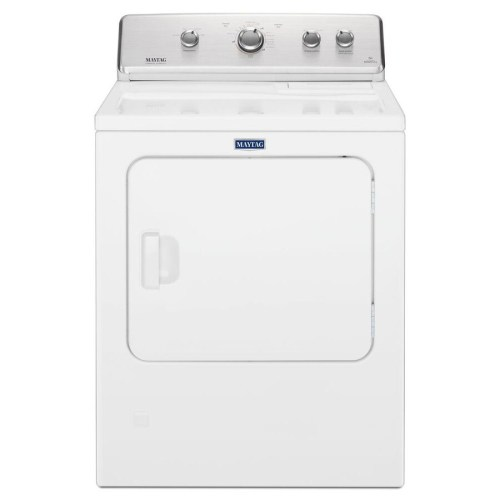 small resolution of maytag 7 cu ft electric dryer white
